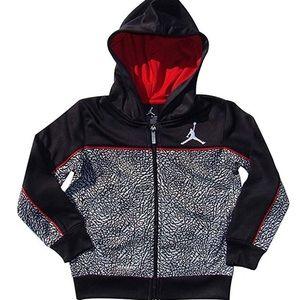 Air Jordan Jumpman Boy Therma-Fit full zip hoodie
